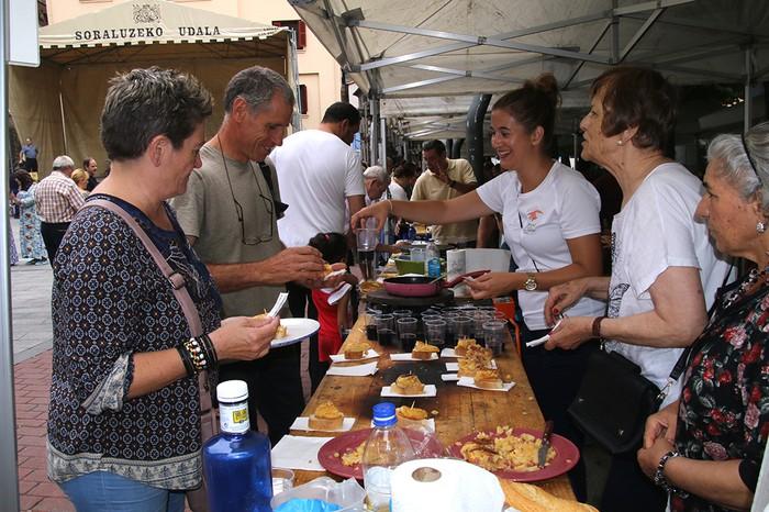Tortillarik onenak De la Rosatarrenak - 24