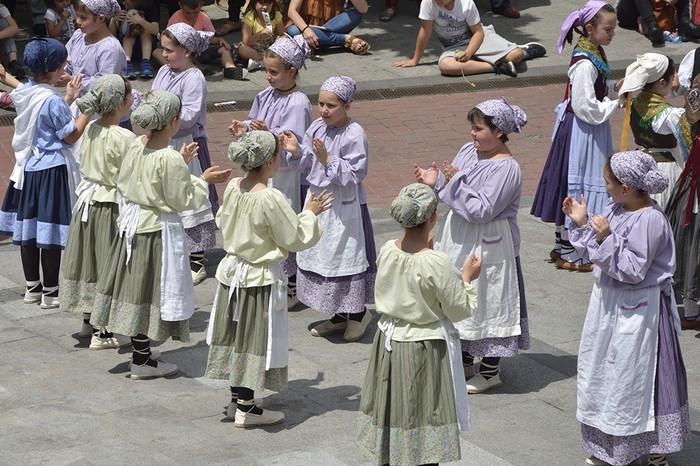 Euskal Jaia herritarren eta eguraldiaren berotasunarekin gauzatu zuten - 40