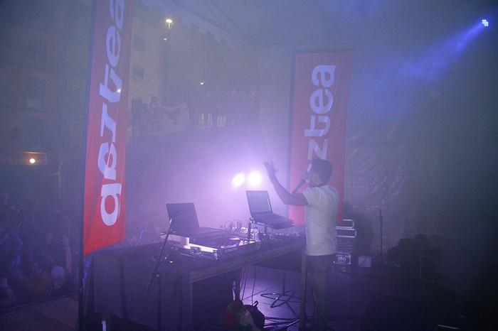 DJa, technoa eta rocka: Soraluze bizi-bizi - 11