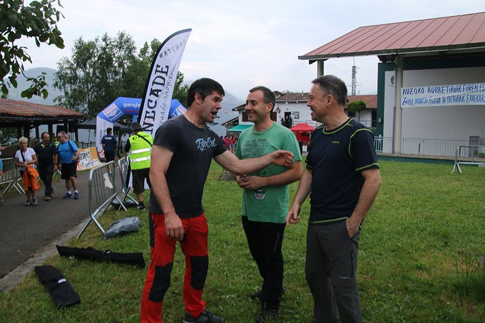 Auzotarrak, herritarrak eta lagunak, guztiak batera Iñaki Ruiz Mendi Lasterketan - 19
