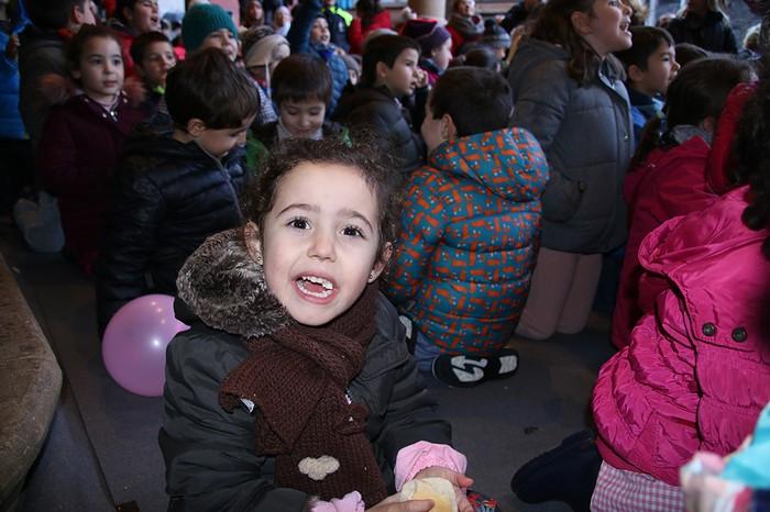 Porrotxek barreiatutako poza Estaziñoko parkearen inaugurazio festan - 17
