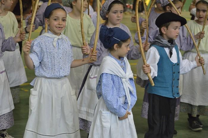 Euskal Jaia herritarren eta eguraldiaren berotasunarekin gauzatu zuten - 46