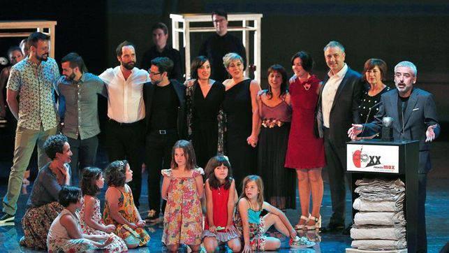Espainiako Arte Eszenikoen saria irabazi du Jokin Oregiren Marie de Jongh konpainiak