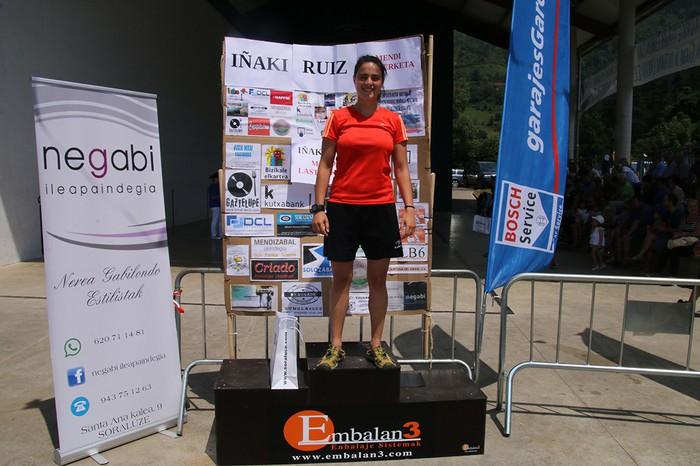 Juan Rodriguezek irabazi du Iñaki Ruiz Mendi Lasterketa - 19