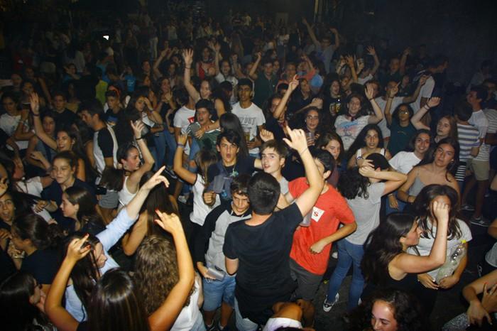 DJa, technoa eta rocka: Soraluze bizi-bizi - 9