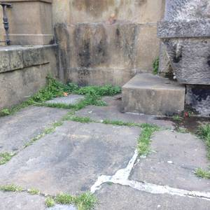 Plazak eta parkeak, abandonatuta