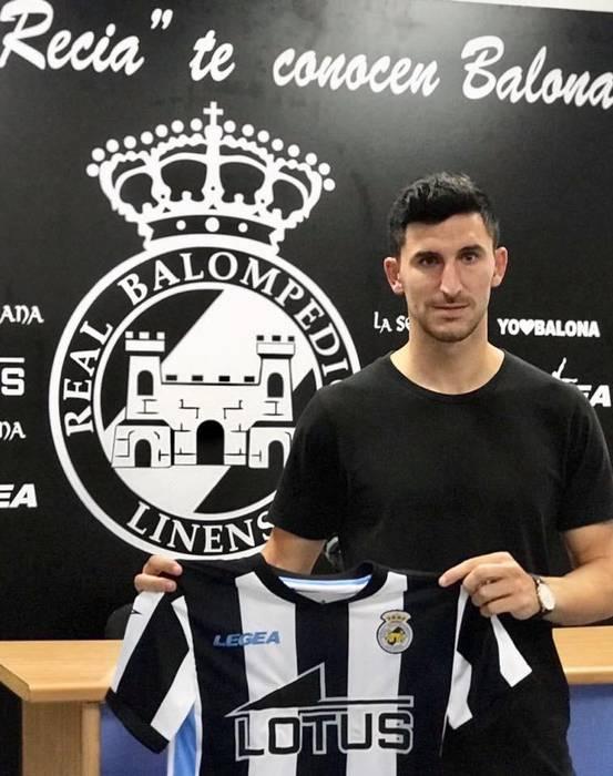 Haritz Albisuak Real Balompedica Linense taldearekin fitxatu du