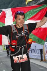 Zigor Alberdi 20. sailkatu da Ronda Del Cims Andorrako mendi lasterketan