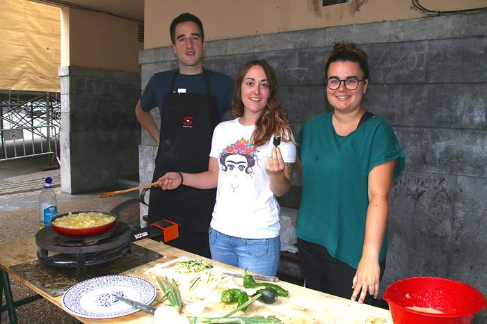 Tortillarik onenak De la Rosatarrenak - 14