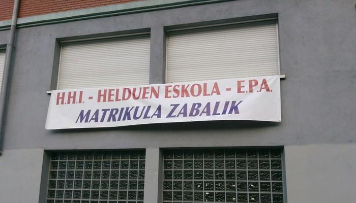 Matrikulazio kanpaina HHI/EPA ikastetxean