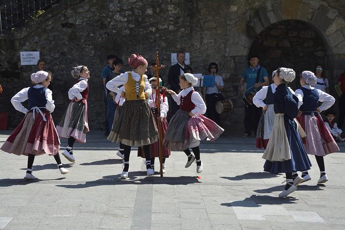 Euskal Jaia herritarren eta eguraldiaren berotasunarekin gauzatu zuten - 26