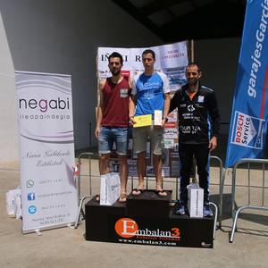 Juan Rodriguezek irabazi du Iñaki Ruiz Mendi Lasterketa