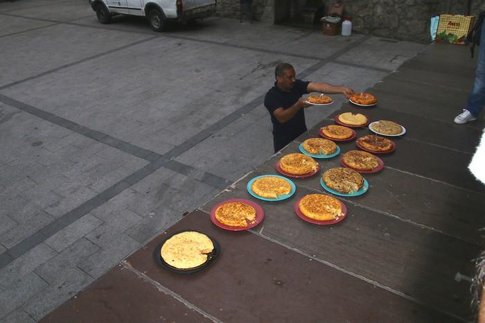 Tortillarik onenak De la Rosatarrenak - 15
