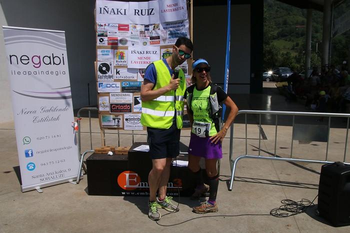 Juan Rodriguezek irabazi du Iñaki Ruiz Mendi Lasterketa - 8