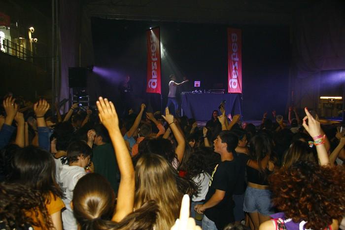 DJa, technoa eta rocka: Soraluze bizi-bizi - 12
