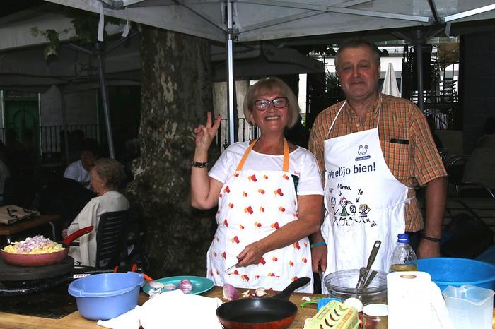 Tortillarik onenak De la Rosatarrenak - 5
