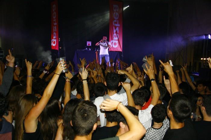 DJa, technoa eta rocka: Soraluze bizi-bizi - 13