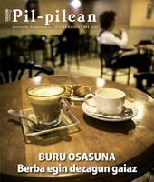 Agifes elkarteak aipamen berezia egin dio Pil-pilean aldizkariari