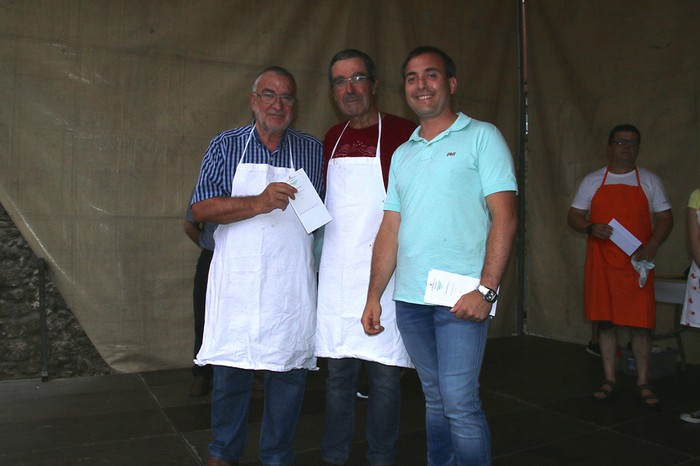 Tortillarik onenak De la Rosatarrenak - 17