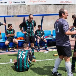 Soraluze futbol taldeak 40. urteurreneko ospakizuna egin zuen Ezozin