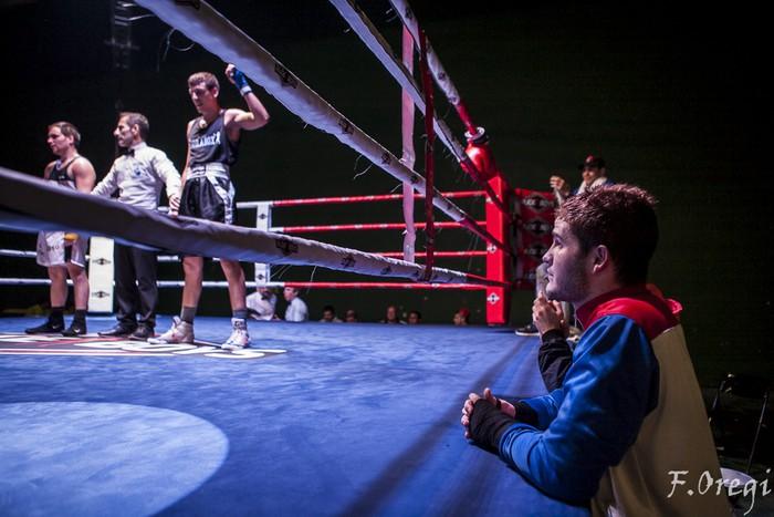 Jendetza eta borrokaldi zirraragarriak zapatuko boxeo-jaialdian - 22