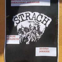 Kontzertua Arranoan: 'Strach'
