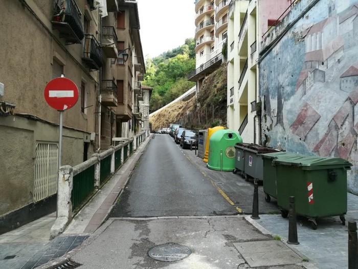 Gabolats kalearen urbanizazio-lanak