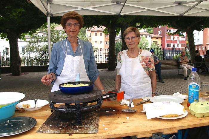 Tortillarik onenak De la Rosatarrenak - 11