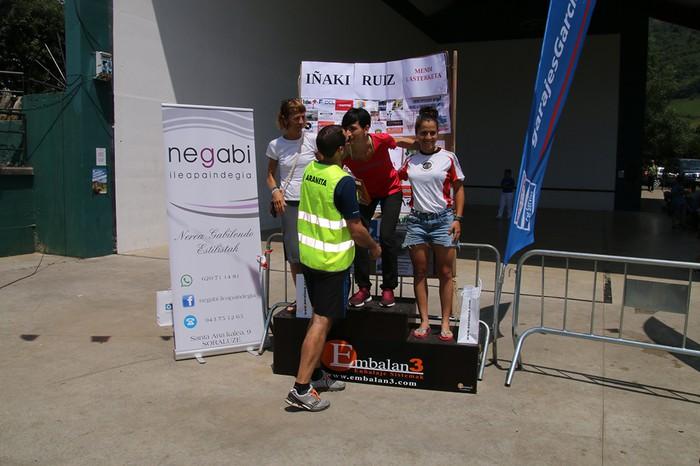 Juan Rodriguezek irabazi du Iñaki Ruiz Mendi Lasterketa - 16