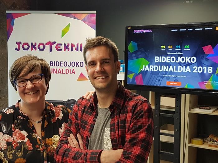 Badator 'Jokoteknia', euskal bideo-jokoen inguruan egingo den lehen jardunaldia