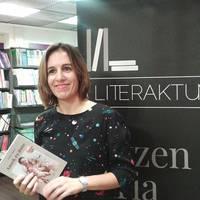 """Euskarazko irakurleen kluba: """"Amek ez dute""""."""