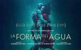 """""""La forma del agua"""" filmaren proiekzioa"""