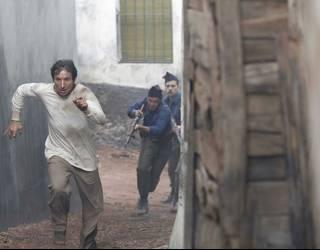 'La trinchera infinita' filma proiektatuko da gaur