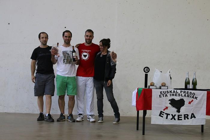 Jon Gallastegik eta Ander Oñatek irabazi dute Asier eta Iñakiren omenezko pelota txapelketa - 5