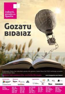 IRAKURRI, GOZATU ETA OPARITU, irakurzaletasuna bultzatzeko egitasmoaren, 10. edizioa