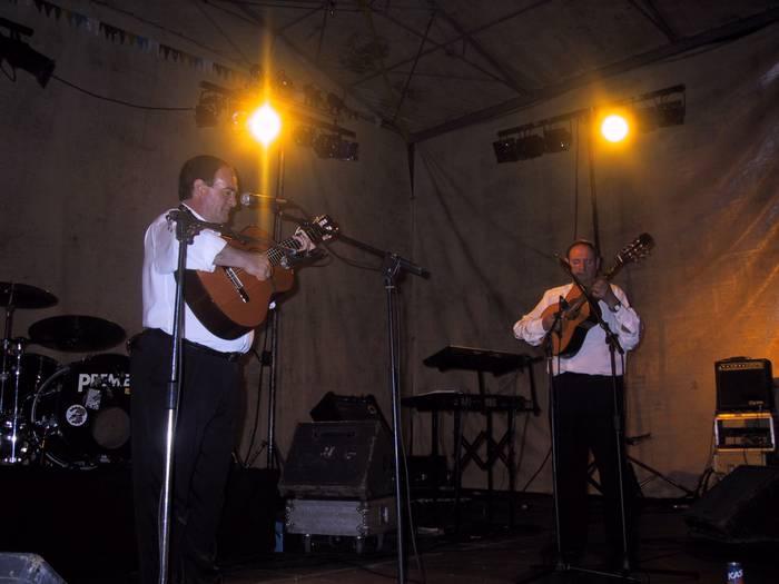 Andramari Eguna (2002): Duo Plaentxi eta Verbena Camp