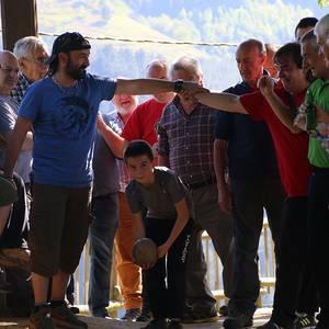Bittor Astigarraga eibartarra gailendu zen San Andresko kanporaketa arrakastatsuan