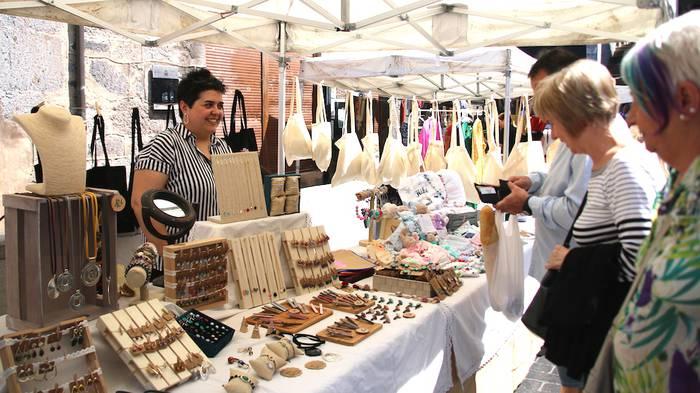 Soraluzeko artisautza plazara