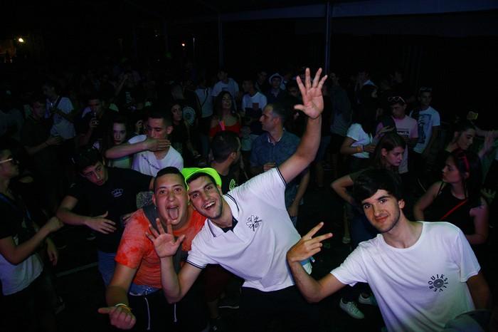 DJa, technoa eta rocka: Soraluze bizi-bizi - 18