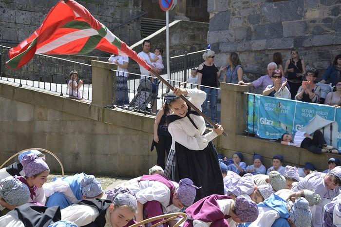 Euskal Jaia herritarren eta eguraldiaren berotasunarekin gauzatu zuten - 30