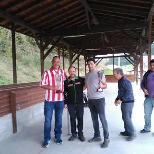 Bittor Astigarraga Euskadiko txapelduna