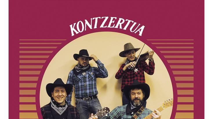 Oilaskoak, Kentucky Country Band