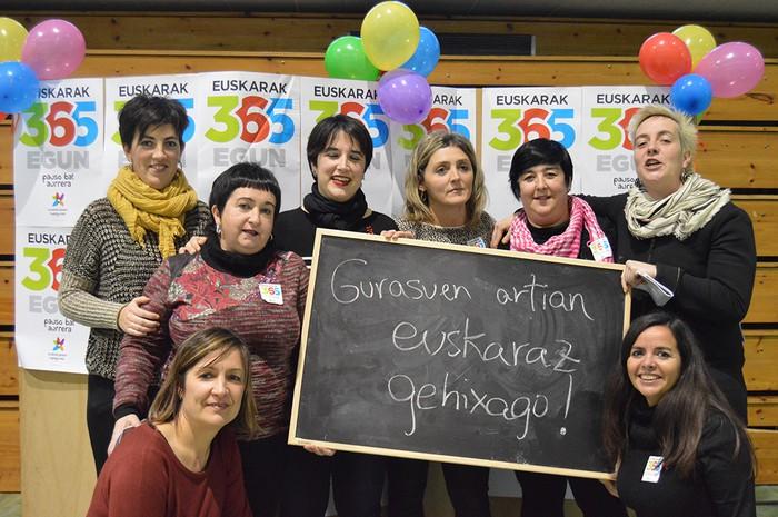 Euskararen Eguneko argazkiak (1/3): photocalla - 12