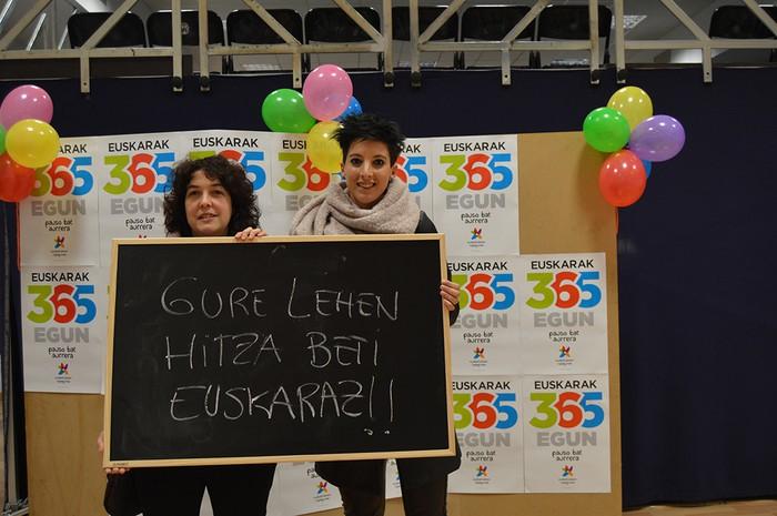 Euskararen Eguneko argazkiak (1/3): photocalla - 28