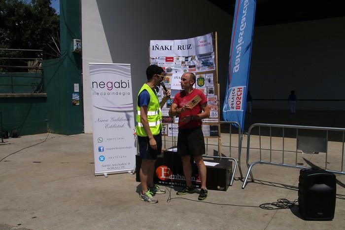 Juan Rodriguezek irabazi du Iñaki Ruiz Mendi Lasterketa - 9
