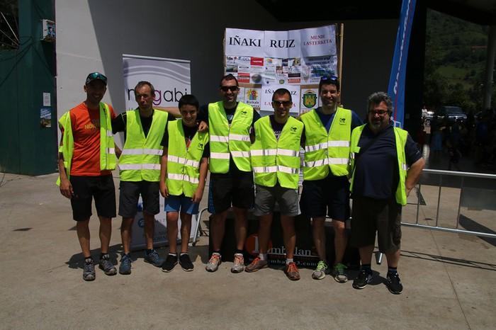 Auzotarrak, herritarrak eta lagunak, guztiak batera Iñaki Ruiz Mendi Lasterketan - 4