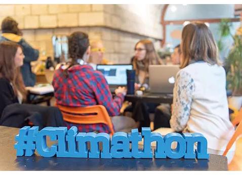 Climathon, planeta salbatzeko erronka